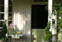 Front Porch Ideas / by Angela @ Cottage Magpie