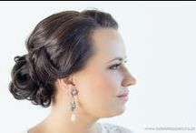 Bridal Hair - My Work