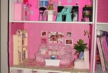 Barbie & Doll Stuff / by Carmen Harris