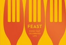 "Feast / ""Food can never just be about the bald story of the recipe: the meals we eat say something fundamental about who we are and how we want to live. Whenever an occasion matters to us, we mark this with food, from a birthday cake to a wedding breakfast. But Feast is not just about big-deal special occasions: it's about the way we use food to celebrate life."""