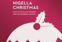 Nigella Christmas / Christmas is a time for family and friends, for tradition and treats. But, let's face it, when the pressure to feed and entertain builds up, the festive season can begin to lose its sparkle. That's where Nigella comes in. With her no-nonsense approach, her inspirational ideas and empathy for the practical realities of the season - combined here with reliable easy-to-follow recipes and reassuring advice about planning and cooking ahead - Nigella Christmas is guaranteed to bring comfort and joy. / by Nigella Lawson