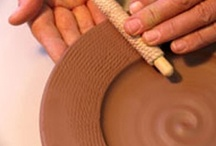 DIY POTTERY / Tutorials for handmade pottery projects