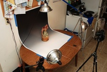DIY - Product Photography / Tutorials for taking photo's of your artwork and crafts