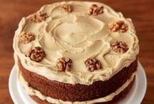 Coffee and Walnut Cake Cookalong / WIN A SIGNED BOOK IN THE SEPTEMBER COOKALONG! This nostalgic delight is a favourite whatever the weather.    When I was little, I used to make it for my younger sister's birthday every year, beating away vigorously with my bowl and wooden spoon.  Feel free to put your own twist on the recipe, or follow it step-by-step, and show us the results.  We can't wait to see what you come up with! http://www.nigella.com/cookalong/2013/09