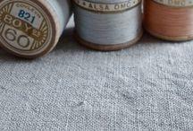 Sewing Notions / Habidashery, spools, pincushions, tips and tricks