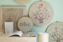 Crafty Goodness - Embroidery Hoops