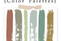 Pretty Color Palettes