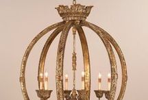 CHANDELIERS / by Bill Piniros