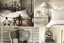 Main Bedroom make over ideas / Moving from a very floral shabby chic style room to a more elegant and neutral room