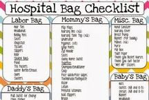 Hospital Bag / by Tabitha Corless