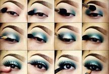 Makeup Tips / Tips and Tricks to the secrets to making your makeup look amazing.