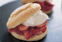 Strawberry Shortcakes Cookalong / Win a cookbook signed by Nigella in the June Cookalong!