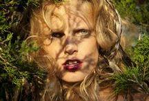 Teresa Pemberton | Make-Up / Photographs of looks created by makeup artist Teresa Pemberton.