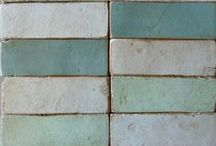 Tile / Ceramic tiles from around the world. Colorful artistic handmade tiles.