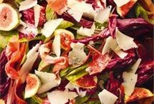 Salad Recipes / Nigella's salad recipes