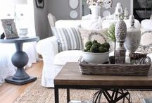 Rustic Decor / Awesome ideas for the Rustic meets Modern French Country Decor