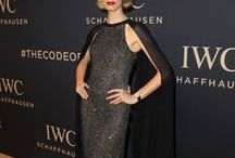#IWCSpotted - Red Carpet Style / IWC and celebrity style straight from the red carpet.