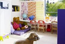 new ideas for kids / Interiors, furniture, decor and DIY ideas for kids. / by Andrejka L. Kofol