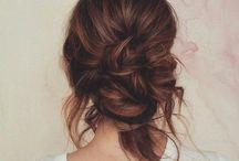 HAIR / Hair Style Inspiration and tutorials