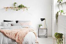 BEDROOM / Bedroom design and decor ideas