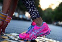 fitness / by Lauren Nosser