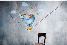 Déco chambre enfant / by desMerveilles
