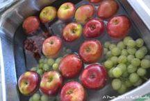 kitchen/cooking tips/diy / by Erandi Velarde