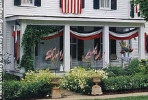 Patriotic Holiday Decorations & Styles / by FlagAndBanner.com