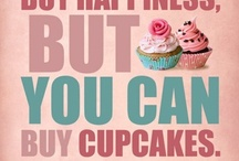 Cakes in a cup / by Denise Johnson