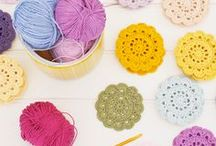 Crochet / Yummy crocheted items, patterns and inspiration! Includes granny squares, afghans and garments.