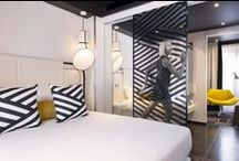HOTEL DESIGN. / Hospitality interior design, hotel design, boutique hotel design