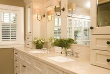 Bathrooms / Bathroom ideas and inspiration for every budget. / by Textures Flooring Nashville