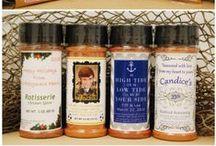 Custom Personalized Spice