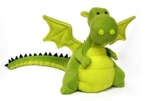 Dragon / Cute and adorable dragons.  Inspiration for crafts and home decor. Includes indie handmade makers.