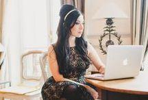 Blog + Biz / by Jessica Numbers