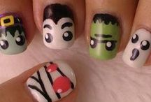 Halloween Nails / Spooky nail insp to spice up your Halloween! / by SensatioNail