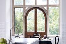 Doors & Windows / Unique, inspiring doors and windows. / by Textures Flooring Nashville
