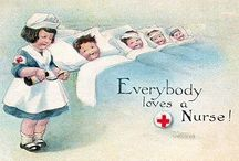 Nursing - the most trusted profession / All things related to the great profession of nursing