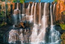 Waterfalls, Streams & Lakes / by Linda Sizemore