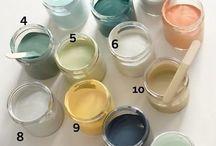 House colours schemes  / by Erandi Velarde