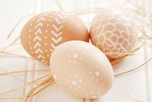 Easter ideas / Easter Craft & Decor Ideas / by Jessica Numbers