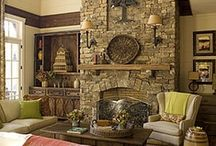 Fireplaces/Mantles / Ideas and inspiration for fireplaces and mantles regardless of your style or budget. / by Textures Flooring Nashville