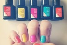 SensatioNail Island Fever Manicures / Brighten up your day with a sunny SensatioNail manicure! / by SensatioNail