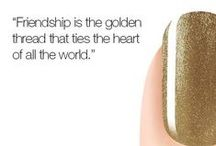 SensatioNail Nail Quotes / Looking for a little #inspiration? We've got just the thing! #gelfanatic  / by SensatioNail