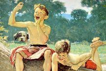 Norman Rockwell / An American Artist