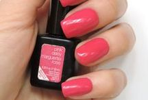 SensatioNail Manis / With over 60 colors and counting, SensatioNail is a leader in gel color! Browse them all and take your pick at sensationail.com. #gelfanatic