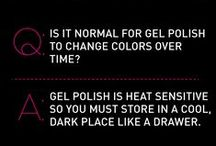 SensatioNail 101 / Have a question about the SensatioNail at-home gel manicure system? We have an answer! / by SensatioNail