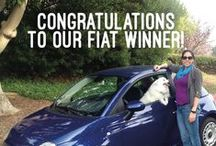 Win a SensatioNail Fiat / Thanks to everyone who entered our Fiat giveaway and a huge congrats to the lucky winner! / by SensatioNail