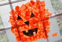 Kids Halloween Crafts / Halloween Craft for Kids / by Jessica Numbers