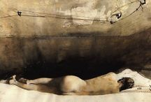 Andrew Wyeth / An Artist with A Secret